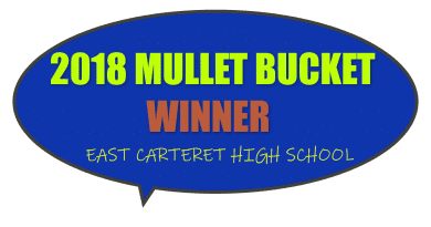 East Carteret High School wins 2018 Mullet Bucket against West