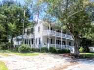 Historic homes in Beaufort NC and Carteret County