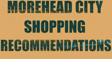 In Morehead City NC, where are the best places for shopping?