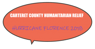Restaurants that gave free food, ice, and supplies in carteret county nc