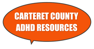 ADHD Carteret County NC information