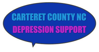 Depression support resources in Carteret County NC