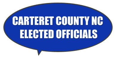 list of candidates for Carteret County elected officials