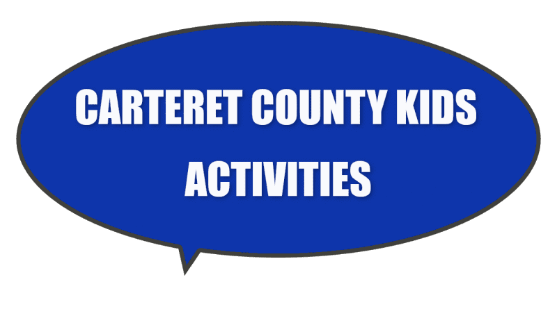 Resources for kids in Carteret County NC