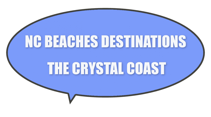 Family vacations at NC beaches on the Crystal Coast