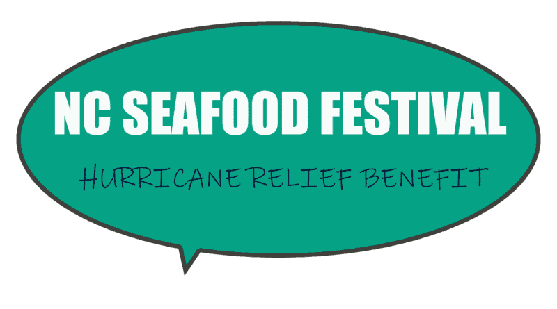 Waterfront Morehead City hurricane relief benefit sponsored by the NC Seafood Festival