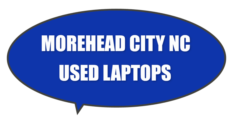 For sale used laptop Morehead City NC
