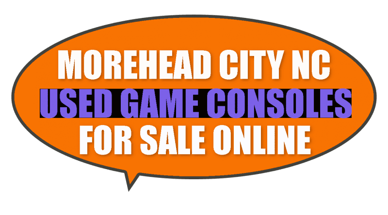Used for sale game consoles Morehead City NC