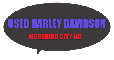 Used Harley Davidson for sale Morehead City NC