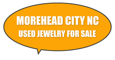 used jewelry for sale Morehead City NC by owners