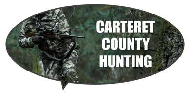 where to hunt in Carteret County NC?