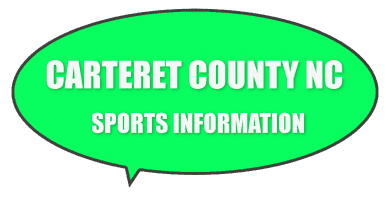 Sports information in Carteret County NC