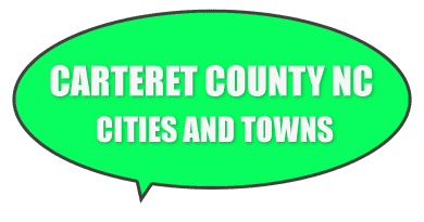 towns and cities in Carteret County NC