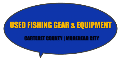 Morehead City used fishing NC County