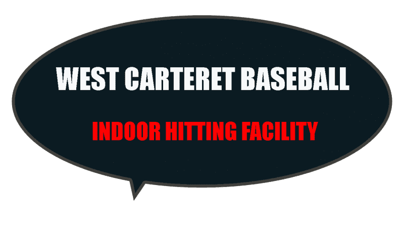 West Carteret baseball indoor hitting facility