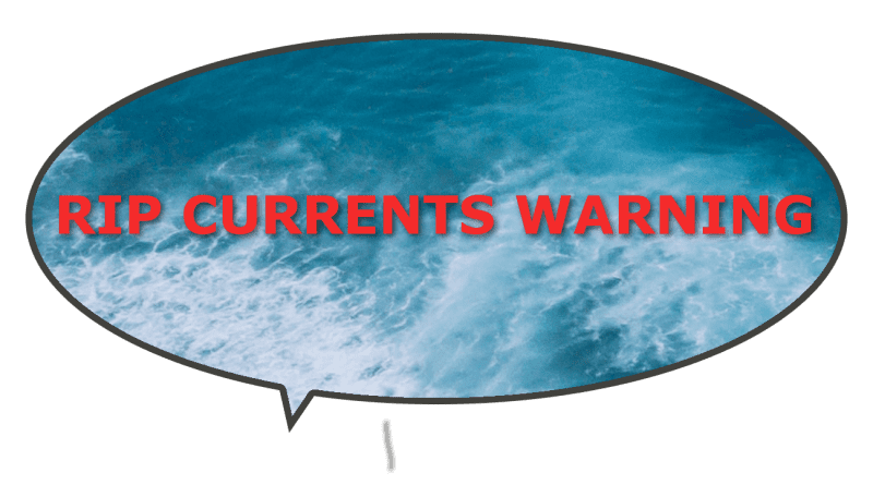 Emerald Isle NC beach safety on rip currents