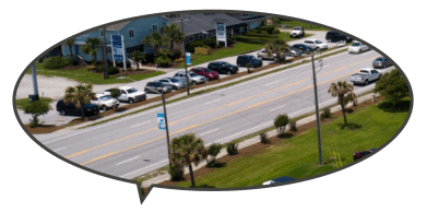 Causeway development in Atlantic Beach NC