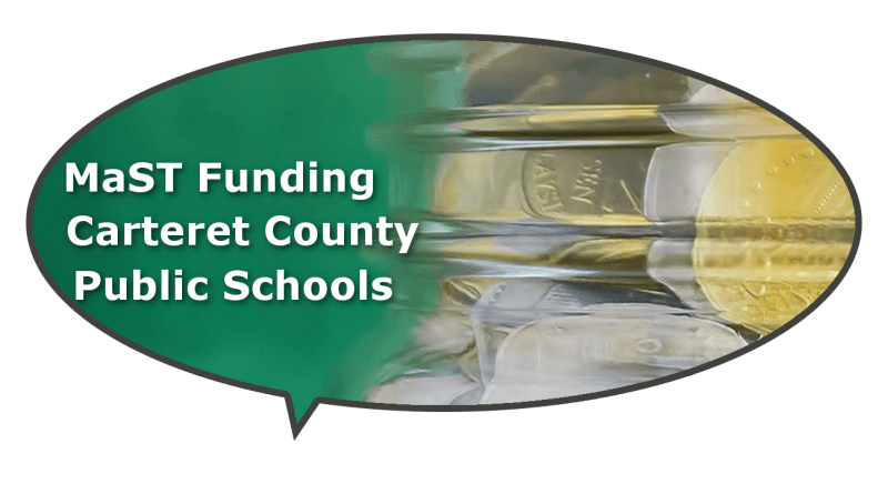 NC Legislature fund MaST school in Carteret