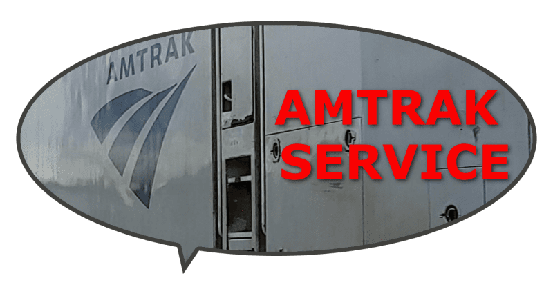 Amtrak train service Morehead Carteret County