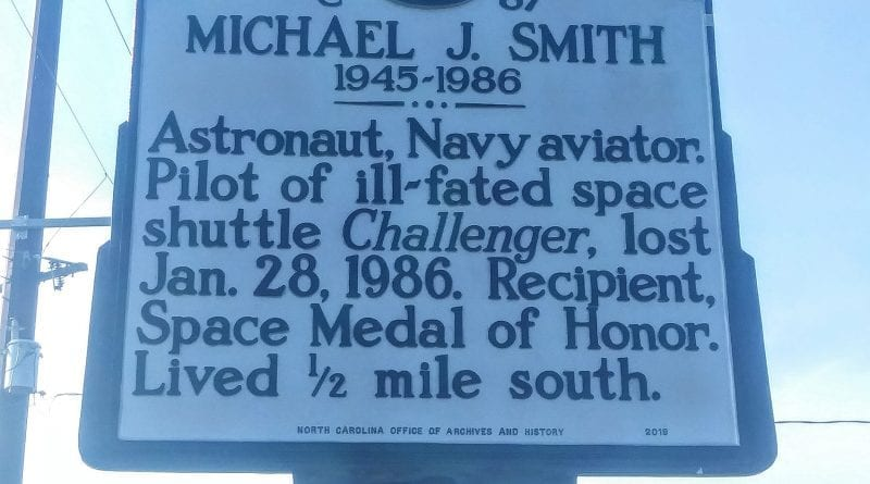 Historical marker unveiled to honor
