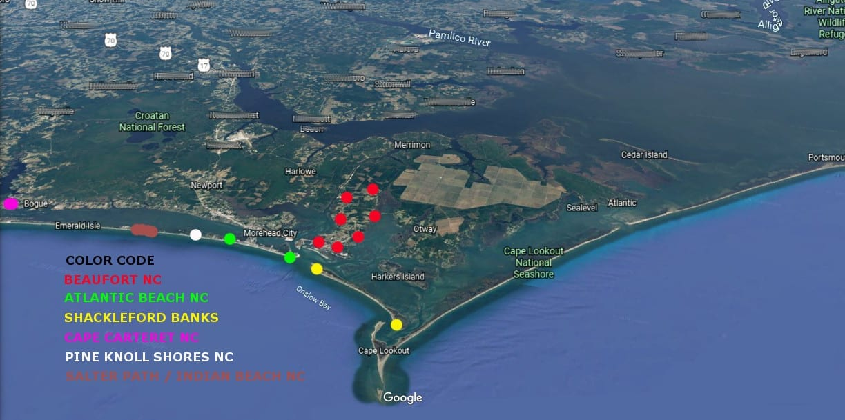 carteret county aerial morehead city nc