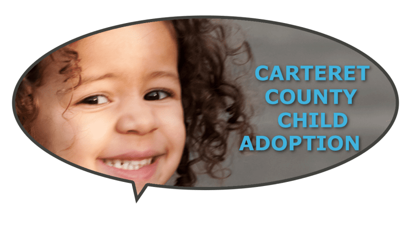 child adoption NC Carteret services