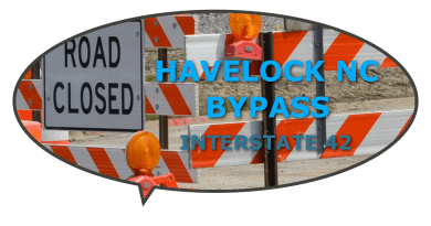 Havelock bypass Interstate 42 Carteret announced