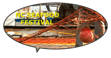 NC seafood morehead city festival music