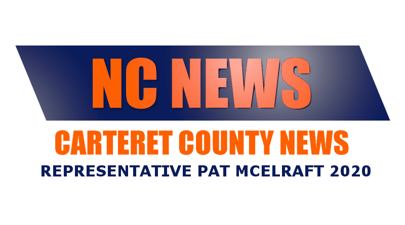 NC House Rep McElraft 2020