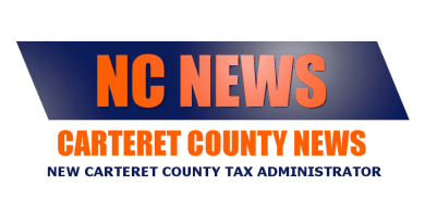 new tax administrator carteret county