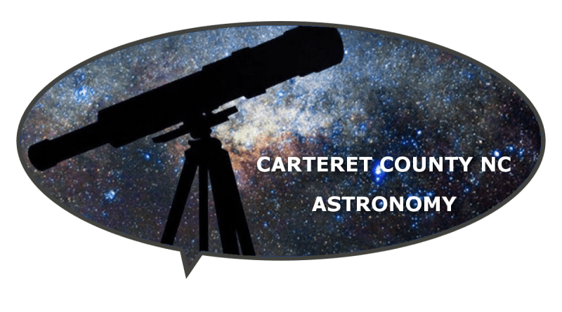 Astronomy clubs Carteret County