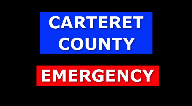 Carteret response fire, police, ems