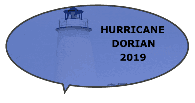 damage, flooding dorian ocracoke 2019
