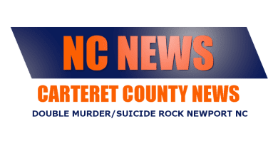 Shooting Newport NC man woman murdered
