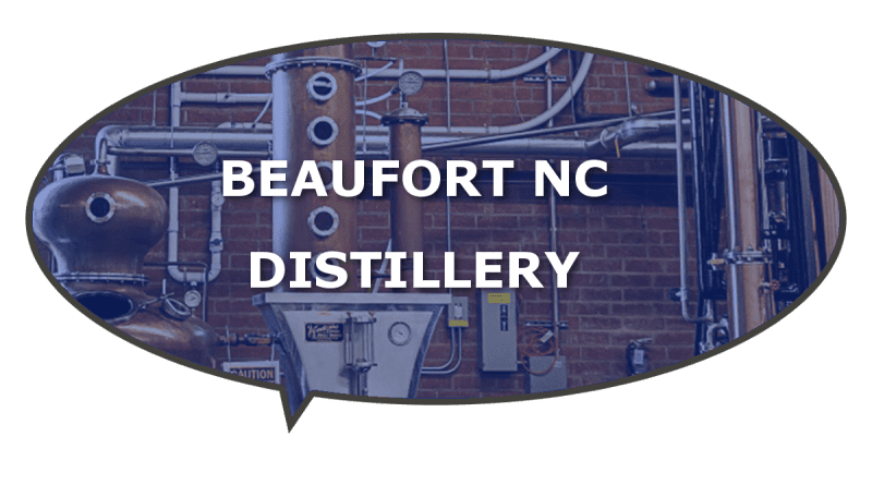 Nelson Owens distillery in Beaufort NC