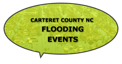 NC Flooding in Carteret communities