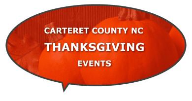 Carteret Thanksgiving events food drives