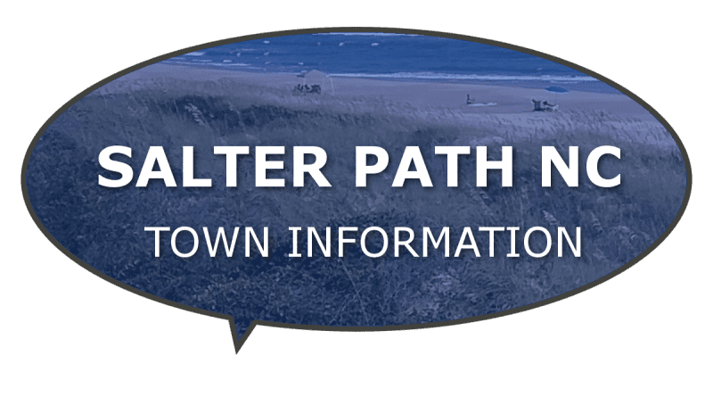 Salter Path town information in NC