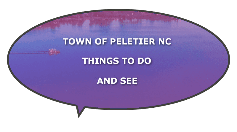 NC Peletier things to see and do