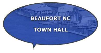 Beaufort Town Contacts Departments NC