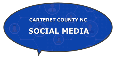 NC networking Carteret County social media sites