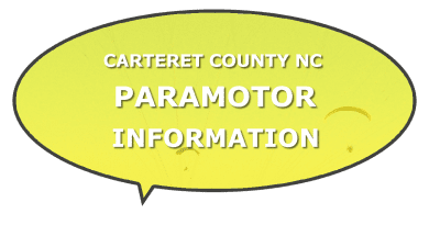 Any paramotor classes training Carteret NC?