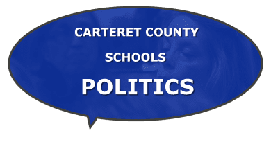 Bottoms resigns politics carteret board NC