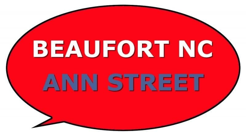 Beaufort Ann Street data and information NC