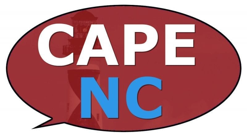 NC cape coastal references