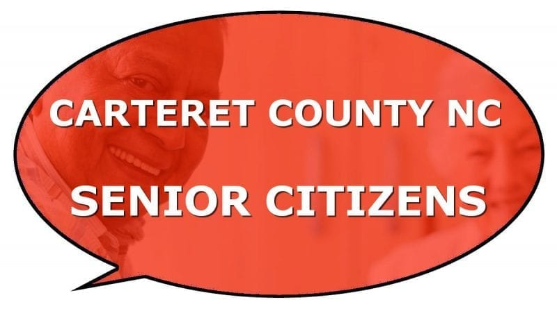 Senior citizens Carteret County NC exercise