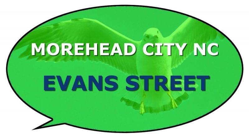 Local Evans St Morehead City information