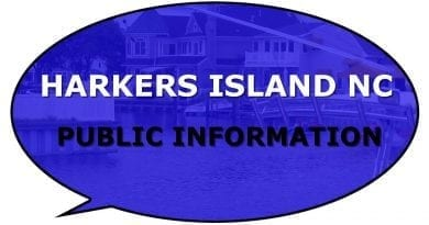 Whats happening Harkers Island NC news