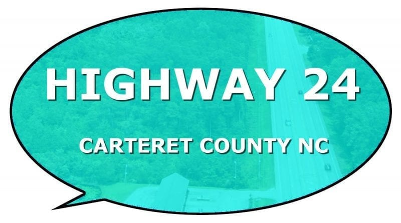 Information Highway 24 by County