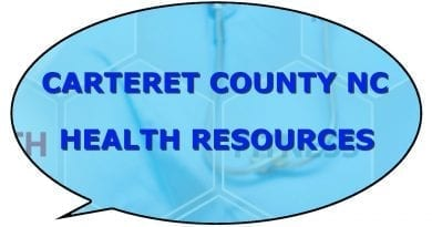 health resources Carteret NC